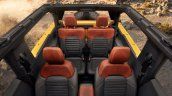 Ford Bronco Interior Seats Leather