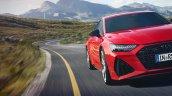 2020 Audi Rs7 Sportback Action Shot