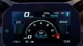 2020 Bmw S 1000 Xr Instrument Cluster