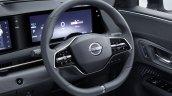 2021 Nissan Ariya Interior Steering Wheel