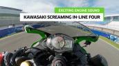 Kawasaki Ninja Zx 25r Cockpit
