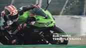 Kawasaki Ninja Zx 25r Electronic Throttle Valves