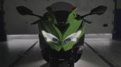 Kawasaki Ninja Zx 25r Front