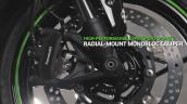Kawasaki Ninja Zx 25r Front Brake