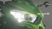 Kawasaki Ninja Zx 25r Headlamps