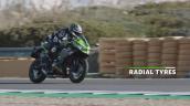 Kawasaki Ninja Zx 25r Radial Tyres