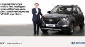 Hyundai Venue Sport Trim