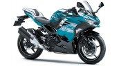 2021 Kawasaki Ninja 400 Blue