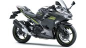 2021 Kawasaki Ninja 400 Grey