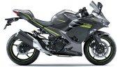 2021 Kawasaki Ninja 400 Grey Rhs