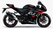2021 Suzuki Gsx R1000r Matte Black Metallic Rhs