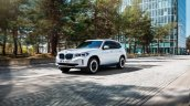 Bmw Ix3 Electric Suv Electric Action Front