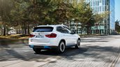Bmw Ix3 Electric Suv Electric Action Rear