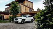 Bmw Ix3 Electric Suv Front Three Quarters