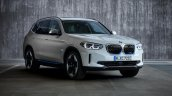 Bmw Ix3 Electric Suv Front Three Quarters Action S