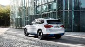 Bmw Ix3 Electric Suv Three Quarters Action Static