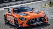 Mercedes Benz Amg Gt Black Series Front Action Sho