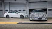 Bmw M3 And M4 Tested At The Nurburgring 15