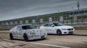 Bmw M3 And M4 Tested At The Nurburgring 19