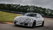 Bmw M3 And M4 Tested At The Nurburgring 4