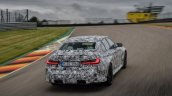 Bmw M3 And M4 Tested At The Nurburgring 9