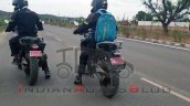 Bs6 Bmw G 310 Gs Spy Image