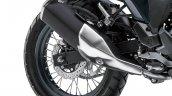 2020 Kawasaki Versys X 250 Exhaust