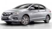 Honda City 2019 Front Three Quarter