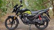 Honda Sp 125 First Ride Review Still Shots Left Si