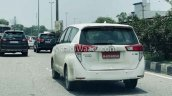 Toyota Innova Crysta Cng Petrol Spotted 1