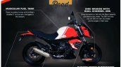 Bs6 Mahindra Mojo 300 Abs Leaked Brochure