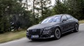 Mercedes S Class 2021 New Details Revealed 1