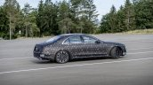 Mercedes S Class 2021 New Details Revealed