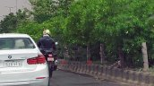 Bs6 Bmw G 310 R Rear Spy Image Gurugram