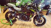 Bs6 Kawasaki Z650 At Dealership
