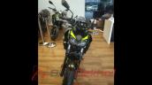 Bs6 Kawasaki Z650 At Showroom