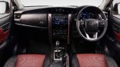 Toyota Fortuner Trd Dashboard