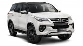 Toyota Fortuner Trd Front Right