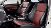 Toyota Fortuner Trd Front Seat