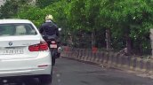 Bs6 Bmw G 310 R Rear Spy Image Featured