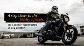 Harley Davidson Street 750 Discount