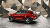 Kia Sonet World Premiere Deign Rear