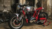 Modified Royal Enfield Classic 500 Front Left