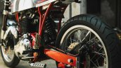 Modified Royal Enfield Classic 500 Rear Left