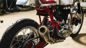 Modified Royal Enfield Classic 500 Rear Right