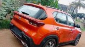 All New Kia Sonet Spotted Without Camo