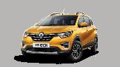 Renault Triber Metal Mustard