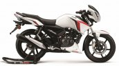 Bs Vi Tvs Apache Rtr 160 Side Profile Dd1d