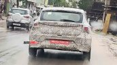 2020 Hyundai I20 Spy Shot Rear End