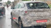 2020 Hyundai I20 Spy Shot Rear Lt